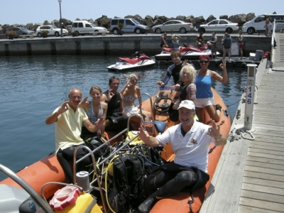 Diving Tenerife With Tenerife Scuba